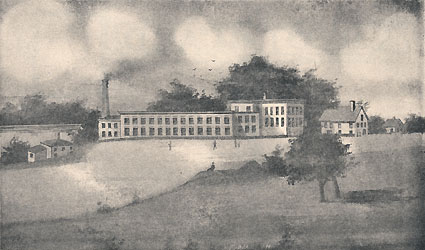 American Watch Factory 1854