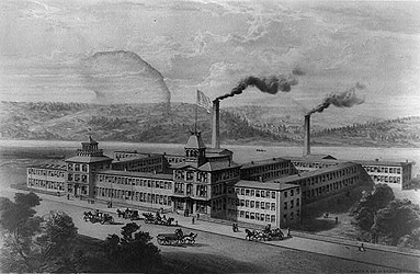American Waltham Watch Comany Factory