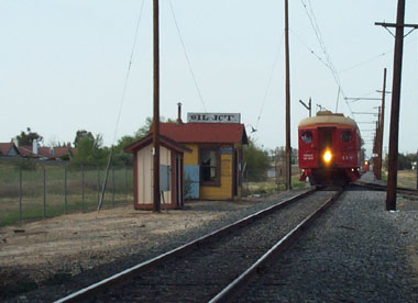 Oil Jct. Station at OERM